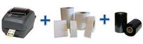 Комплекс для самостоятельной печати маленьких и средних тиражей этикеток, бирок и текстильных лент с шириной до 102 мм