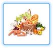 этикетки и бирки для продуктов питания и пищевой промышленности